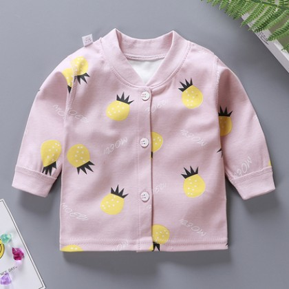 Baby Clothing Cardigan Newborn Casual Tops