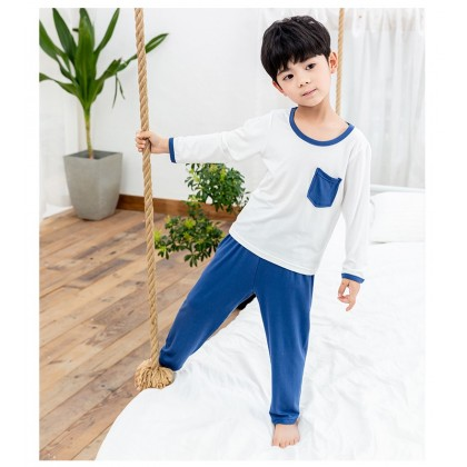 Kids Clothing Boys and Girls Pajamas Two-piece Set