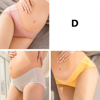 Maternity Clothing Cotton Antibacterial Pregnant Women Underwear