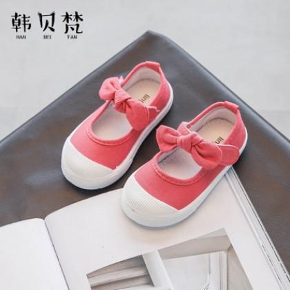 Kids Baby Princess Casual Bowknot Shoes