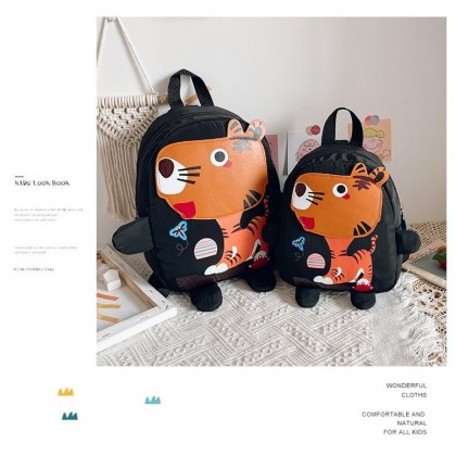 Kids Anti-lost Student Wild Animal Tiger Backpack