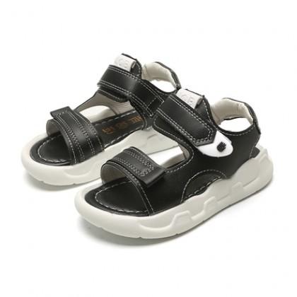 Kids Open-toed Non-slip Soft Bottom Boys Beach Sandals
