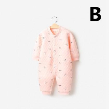 Baby Clothing Newborn Cotton Romper One-piece Pajamas