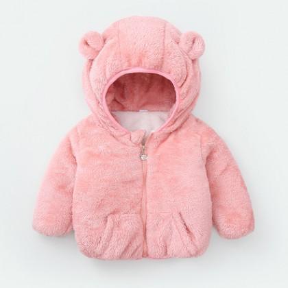 Baby Clothing Lightweight Cotton-padded Jacket