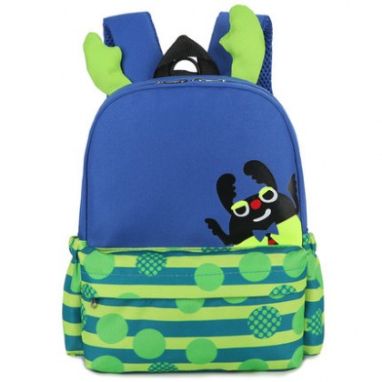 Kids Casual School Cartoon Printed Backpack