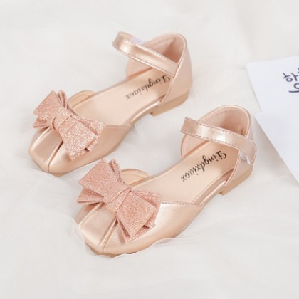 Kids All-match Soft Bottom Roman Princess Shoes