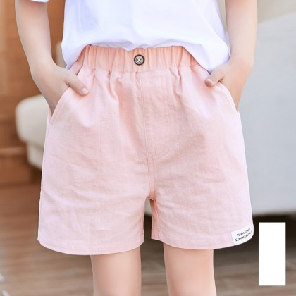 Kids All-match Casual Sports Five-point Pants