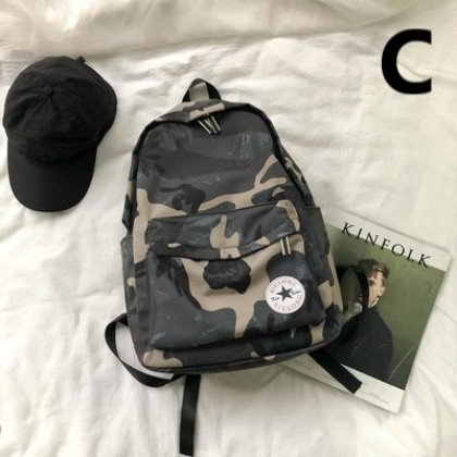 Kids Camouflage Boy Backpack Trend