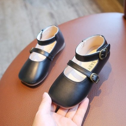 Kids Little Princess Soft Sole Breathable Peas Shoes
