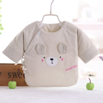 Baby Boy Girl Cute Cotton Winter Bear Long Sleeve T-Shirt Tops