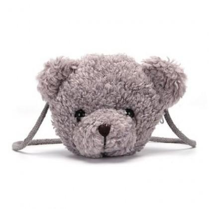 Kids Girls Cute Teddy Bear Baby Mini Coin Purse