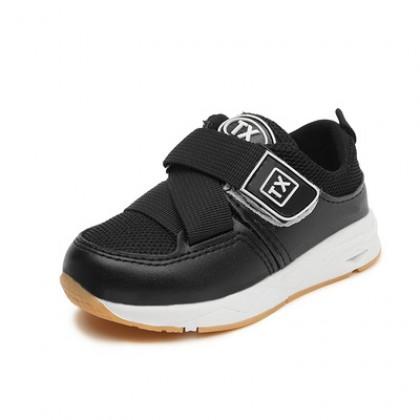 Kids Girls Korean Style Breathable Non-slip Toddler Shoes