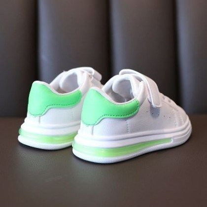 Kids Boys Sports Trendy Casual Lace-up Board Shoes