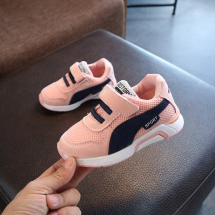 Kids Boys Soft-sole Sports Trendy Breathable Shoes