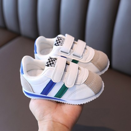 Kids Boys Soft-sole Non-slip Toddler Sneakers