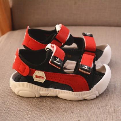 Kids boys non-slip soft sole baby toddler sandals