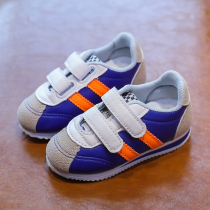 Kids boys fashion soft sole casual sneakers