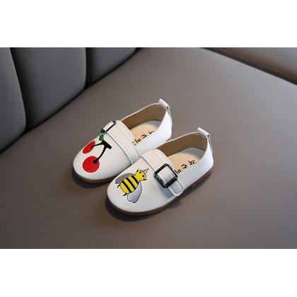 Kids Boys Cute Cartoon Peas Shoes