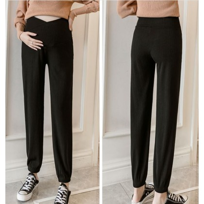 Maternity Clothing Loose Casual Pants Summer Leggings Pregnancy Trousers