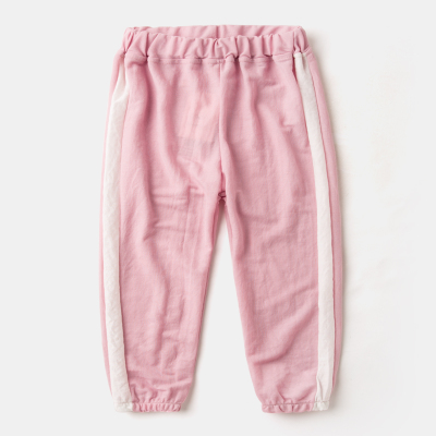 Kids Children Boy Casual Sports Casual Loose Elastic Long Pants Trousers