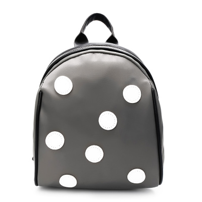 Kids Children Girl Casual Outing Cute Spots Dots School Backpack