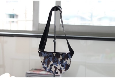 Kids Children Boy Casual Outing Cool Korean Style Camouflage Sling Bag Crossbody