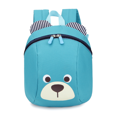 Kids Children Boy Casual Outing Cool Cute Bear Students Backpack
