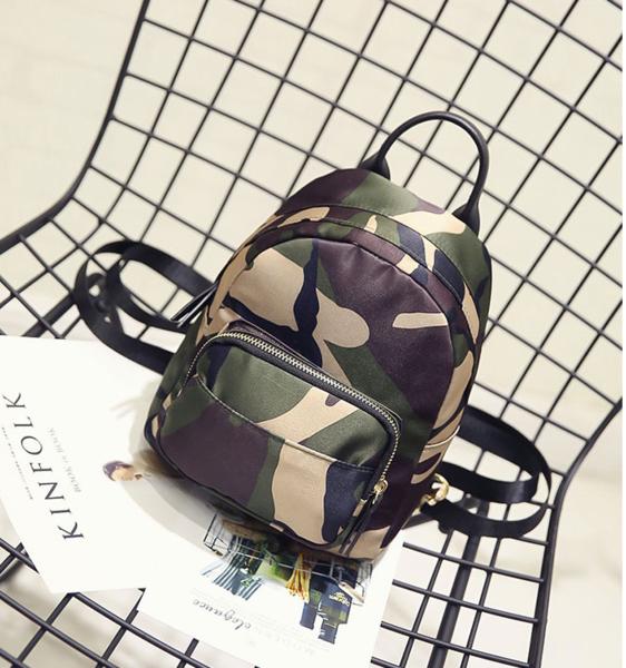 Kids Children Boy Korean Mini Backpack Waterproof Dual-use
