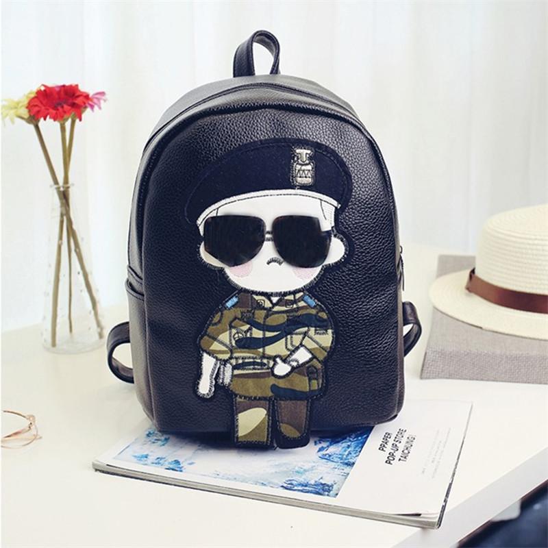 Kids Children Boy Casual Travel Tide Travel Small Backpack Bag