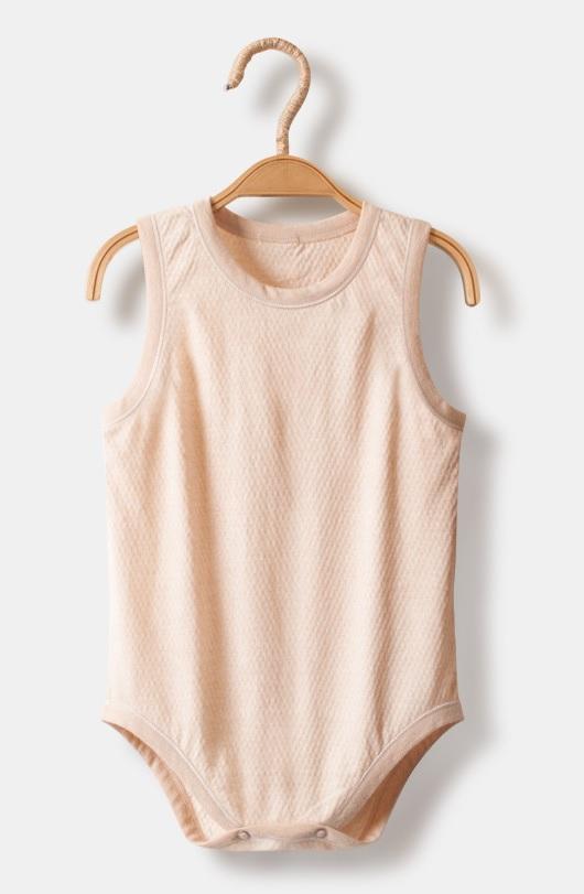 Baby Triangle Clothes Jumpsuit Climbing Cotton Pajamas Sleepwear