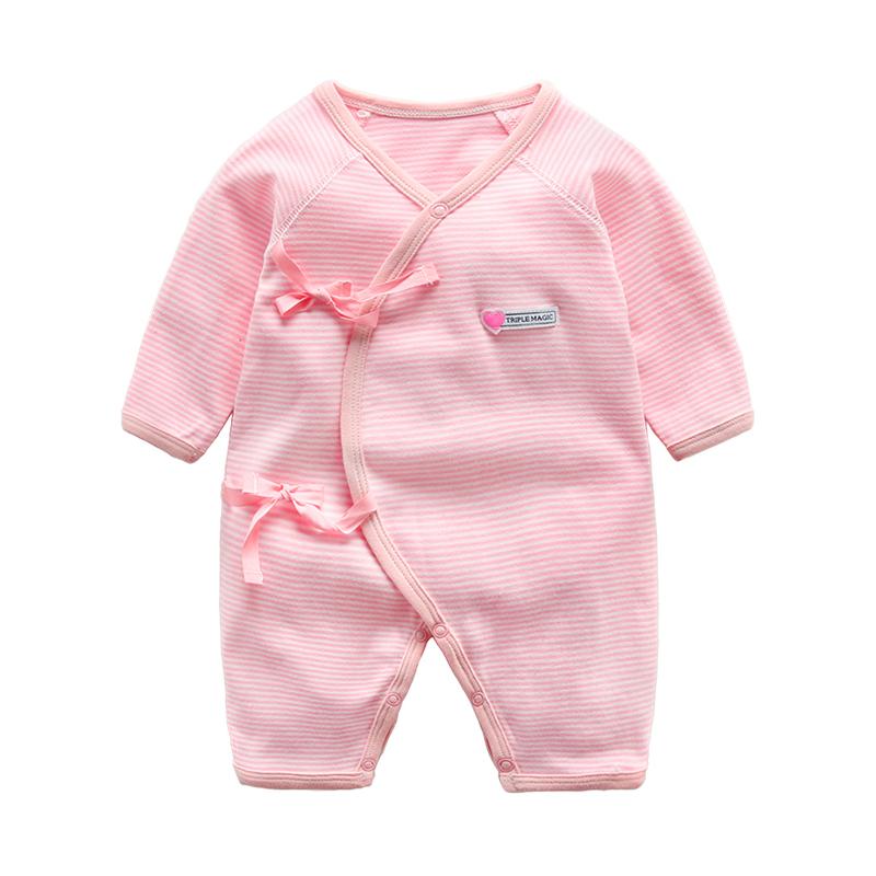 Baby Spring Long Sleeve Monk Dress Cotton Pajamas Sleepwear
