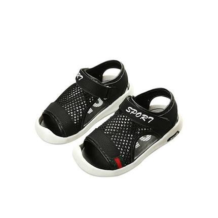 Kids Boys Shoes Summer Sandals  Beach Breathable Non-slip Soft Bottom Kids Shoes