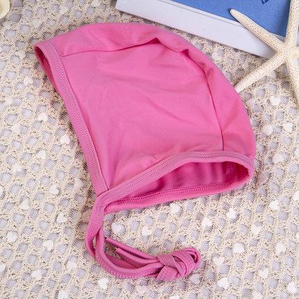 Baby Girls Swimwear Little Cute Swimwear Bikinis with Cap Baby Clothing Swimwear