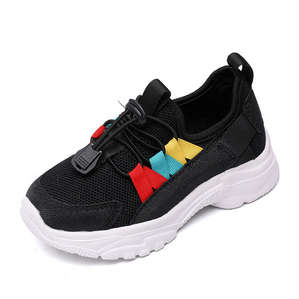 Kids Boys Shoes Children Colorful Summer Spring Mesh Sneakers Sports Wear Casual
