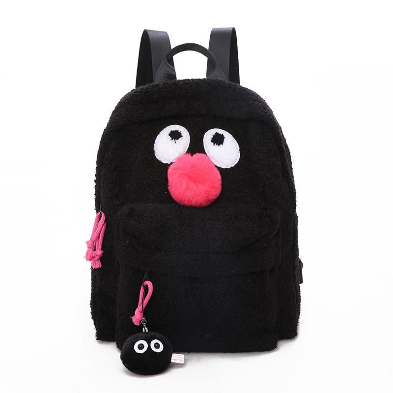 Kids Boys Bags Male Backpack School Children's Student Cartoon Travel Soft Bags