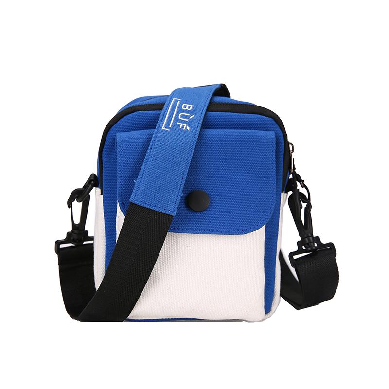 Kids Boys Bag Male Mini Messenger Handbags Shoulder Sling Casual Outdoor Canvas