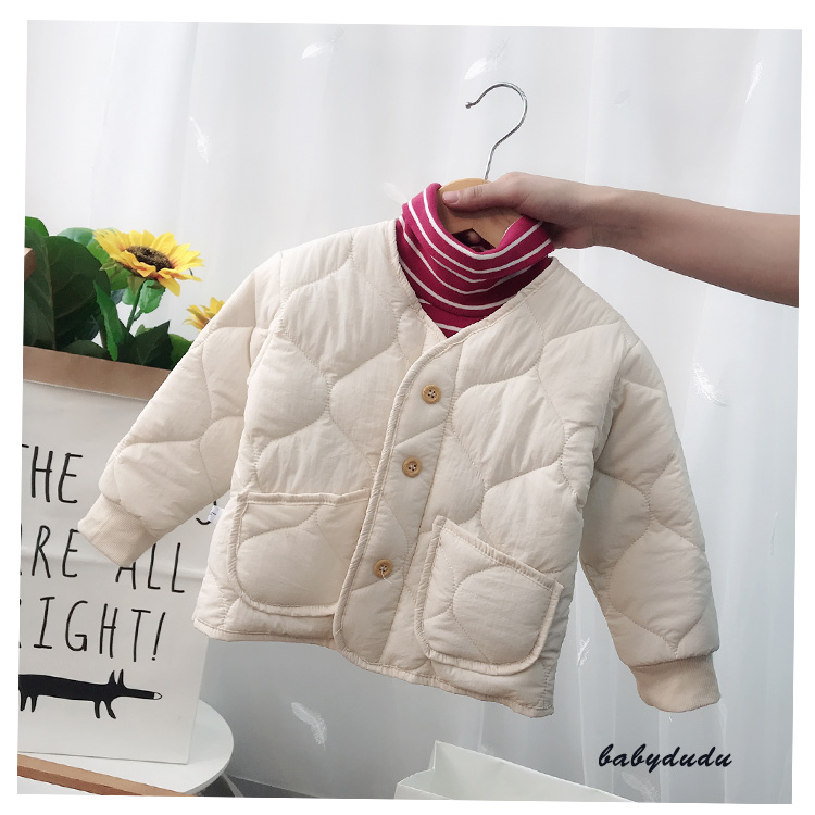 Baby Clothing Winter Wear Warm Clothes Newborn Children\'s Coat Thick Jacket