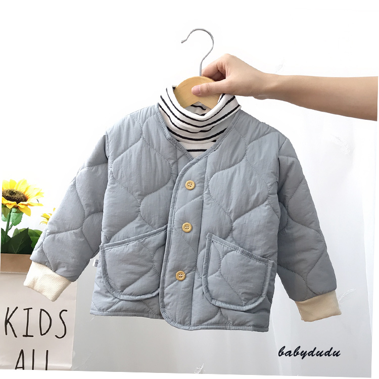 Baby Clothing Winter Wear Warm Clothes Newborn Children's Coat Thick Jacket