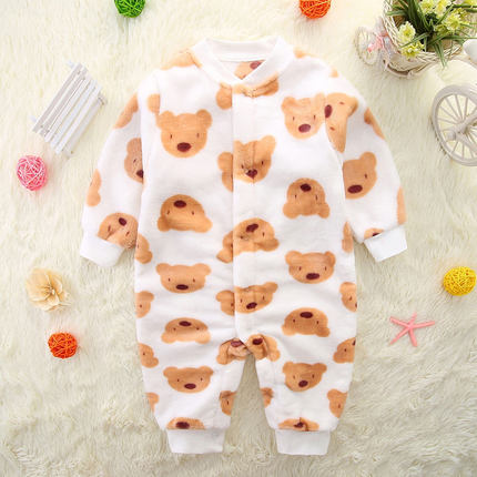 Baby Clothing Winter Wear Warm Clothes Newborn Children's Coat Thick Cute Jacket