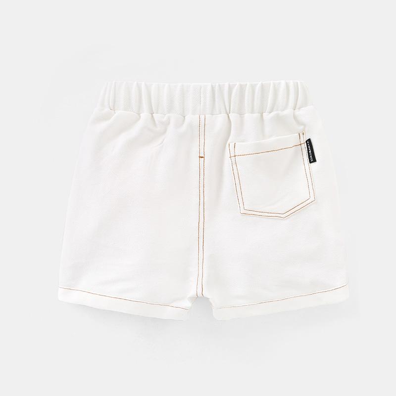 Kids Clothing Boys Bottoms Short Denim Pants Children's Wear Outwear