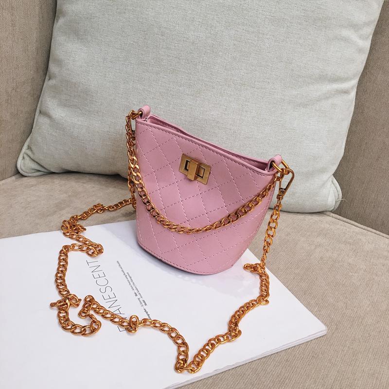 Kids Bags Girls Shoulder Sling Princess Leather Messenger Handbag Female