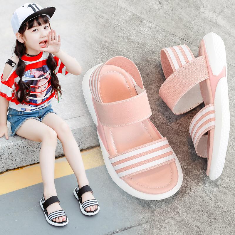 Kids Shoes Girls Summer Spring Little Princess Children\'s Beach Casual Sandals