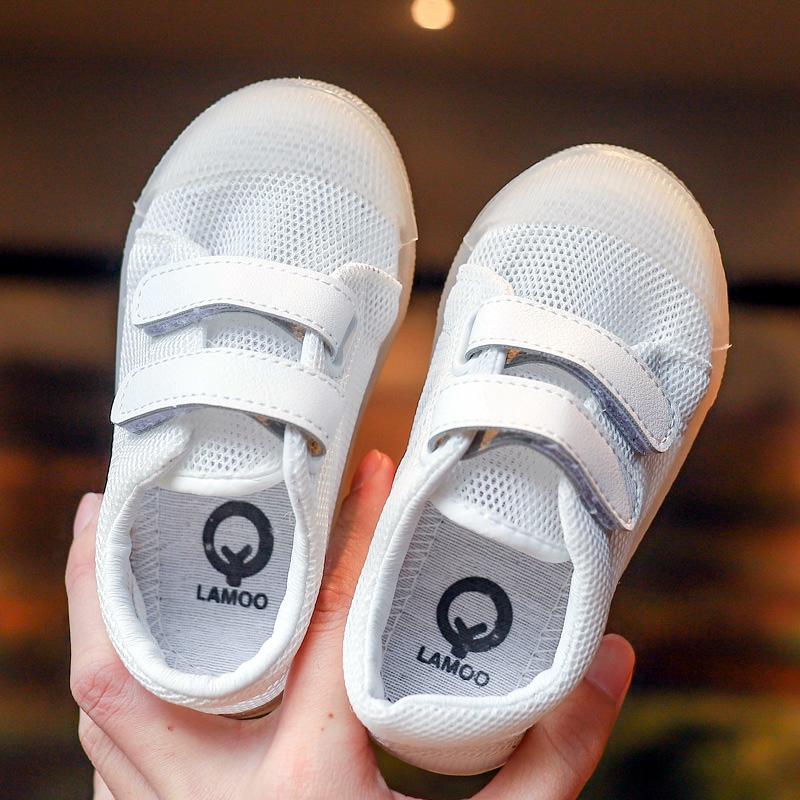 Kids Shoes Girls Summer Flats Soft Bottom Sole Non Slip Sneakers Sports Wear