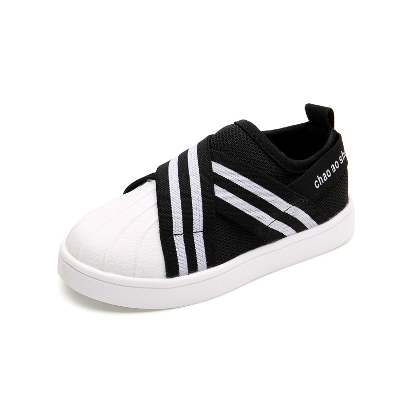Kids Shoes Boys New Tide Summer Footwear Soft Bottom Breathable Rubber Sneakers