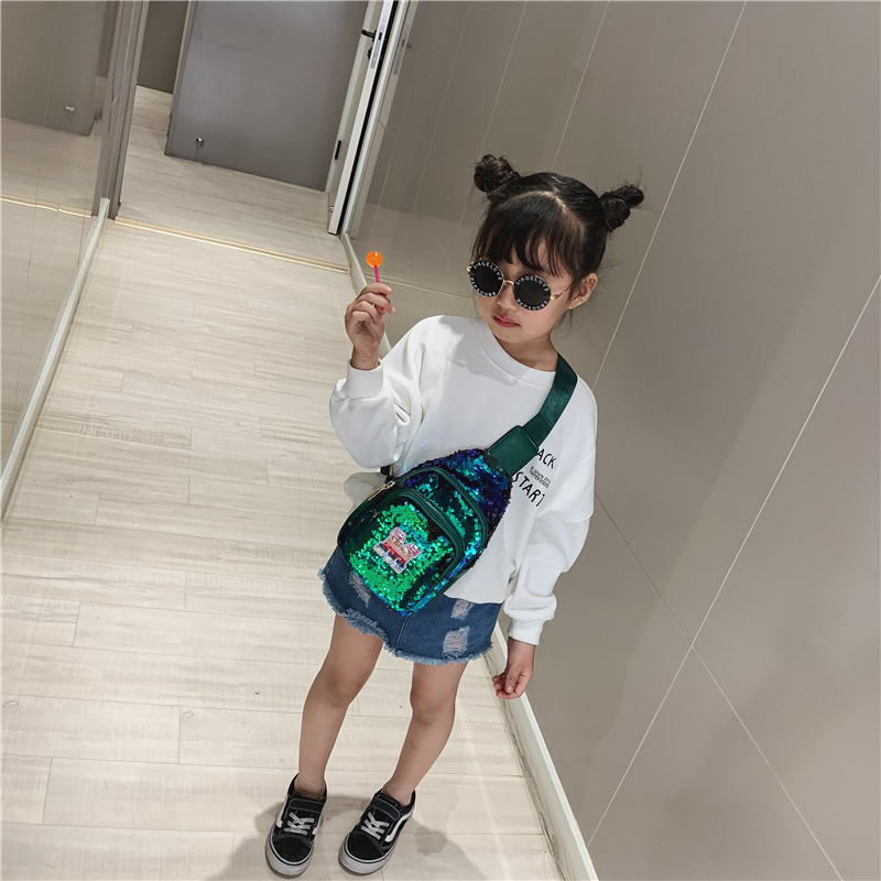 Kids Bags Girls Children Fashion Style Casual Messenger Chest Sling New Small