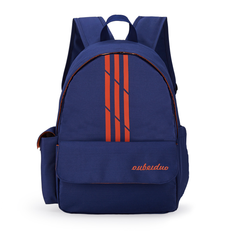 Kids Bags Boys Children's New Cute School Canvas Bag Cute New Backpack