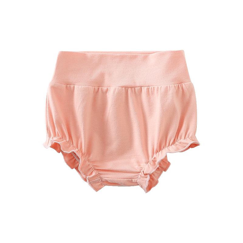 Baby Clothing Bottoms Female Newborn Cute Summer Cotton Harem Shorts