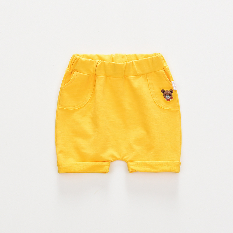Baby Clothing Bottoms Newborn Cotton Pants Cute Fart Shorts Summer Outwear