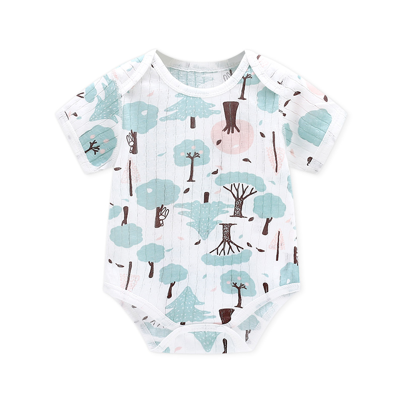 Baby Clothing Sleepwear Cotton Soft Newborn Romper Night Wear Cute Clothes