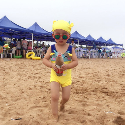 Baby Clothing Swimwear Children's Beach Wear Boys Boxer Infant Kid Swimsuit
